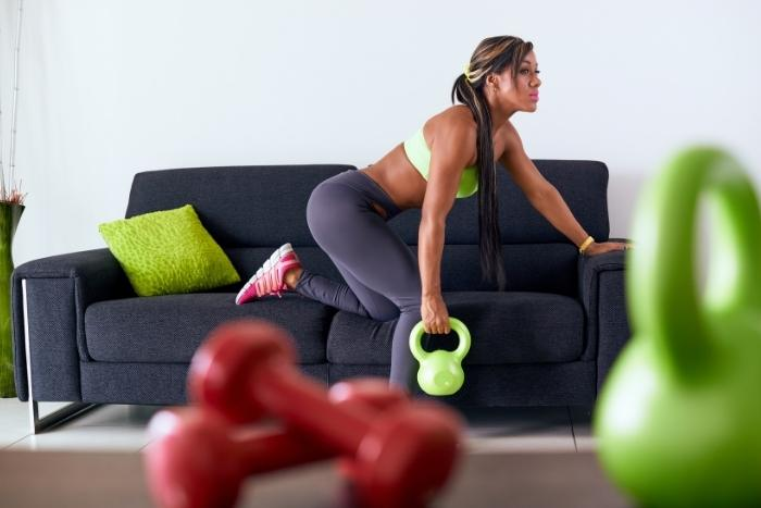 The Best Home Fitness Gear For People On a Budget
