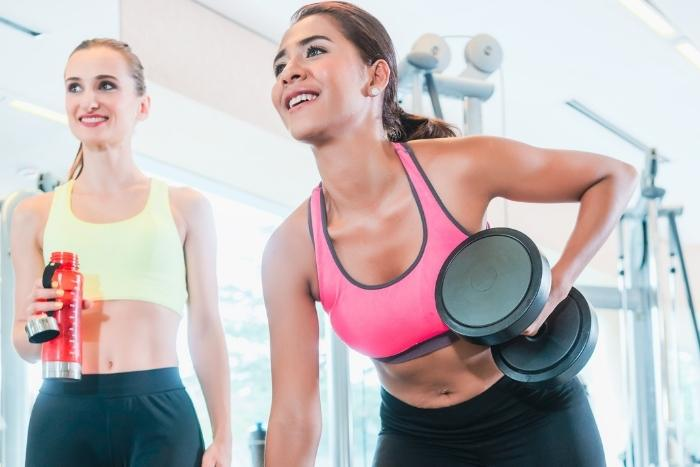 How To Add Dumbells To Your Fitness Routine